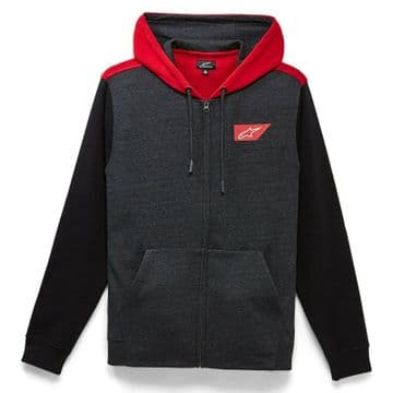 Alpinestars Astars Casual Spanner Hoodie - Charcoal Heather
